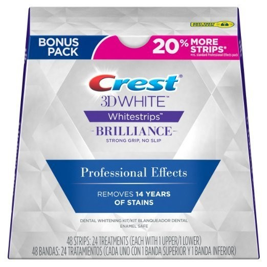 Crest Whitestrips 3D Professional Effects - Bonus Pack