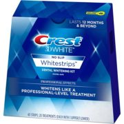 Crest Whitstrips 3D Professional Effects